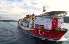 Турция начала использовать добытый в Черном море газ