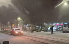 Юг Бразилии и восток РФ засыпало снегом
