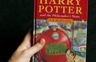 Перше видання Гаррі Поттера пішло з молотка за 111 тисяч доларів