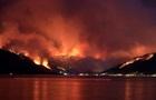 В Турции тушат пожары в шести регионах
