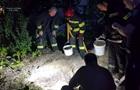 В Киеве из-за обвала грунта погиб мужчина