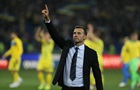 Шевченко залишає посаду тренера збірної України