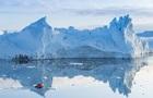У Гренландії стрімко тануть льодовики