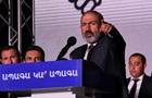 Прем єр-міністром Вірменії призначений Пашинян