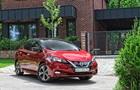 Новый Nissan Leaf уже в Украине: испытываем легендарный электрокар