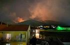 У Хорватії тривають лісові пожежі