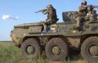 Біля Криму відбулися навчання за участю резервістів