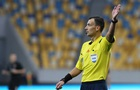 Украинские арбитры обслужат матчи Лиги конференций
