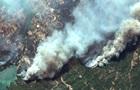 В Турции неделю не могут справиться с пожарами