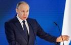 Путин назвал причину катаклизмов в России