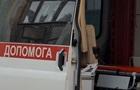У центрі Львова жінці на голову впала цеглина