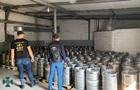 СБУ  накрила  нелегальний спиртзавод