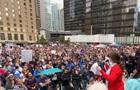 В Оттаве протестовали против COVID-вакцинации