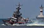 Росія почала великі навчання флоту в Чорному морі