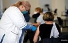 В Украине начали падать темпы вакцинации