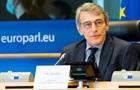 Президент Европарламента попал в больницу с пневмонией