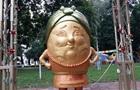 На Житомирщине установили памятник картошке