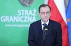 Польша направит еще 500 военных на границу с Беларусью