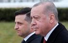 Зеленський та Ердоган обговорили затримання в Криму