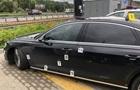 Поліція назвала три версії обстрілу авто Шефіра