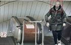 У Києві іноземець погрожував зброєю пасажирам метро