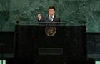 Зеленський почав виступ на ГА ООН. Онлайн