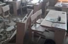 На Чернігівщині у школі звалилася стеля