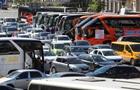 Непогода в Киеве: столицу сковали пробки
