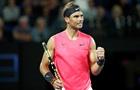 Рафаэль Надаль готовится выступить на Australian Open