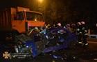 В Днепре произошло смертельное ДТП с участием мусоровоза