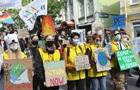 В Киеве прошел Климатический марш