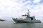 В воды Грузии вошли корабли НАТО