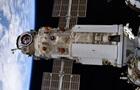 К модулю Наука на МКС пристыковался  корабль Союз МС-18