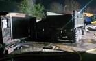 У Львові три людини стали жертвами пожежі на автостоянці