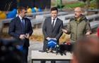 Зеленський відвідав  Нове село  на Луганщині