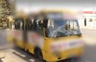 В Луцке столкнулись маршрутки, пострадал ребенок