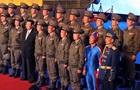 Форма парашутистів КНДР нагадала Капітана Америку