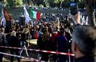 У Римі протестували проти ультраправої партії
