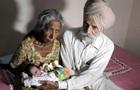 В Індії 70-річна жінка народила дитину