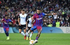 Барселона одержала победу над Валенсией