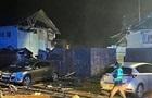 В Шотландии взрыв разрушил два жилых дома