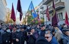 У Києві мітингують ветерани Афганістану