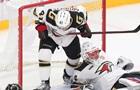 У Росії хокеїсти побилися відразу після стартової сирени