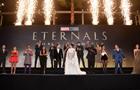 У США відбулася прем єра фільму Вічні від Marvel: яскраві кадри