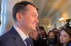 Разумков заявил, что является членом фракции Слуга народа