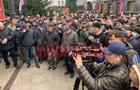 Митингующие ветераны Афганистана добились выполнения своих требований