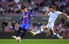 Динамо потерпело минимальное поражение от Барселоны на Камп Ноу