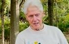 Билл Клинтон записал видеообращение после выписки из клиники