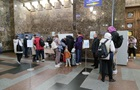На киевском ж/д вокзале появился пункт тестирования на COVID