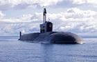 Россия запустила с атомной подлодки ракету Булава